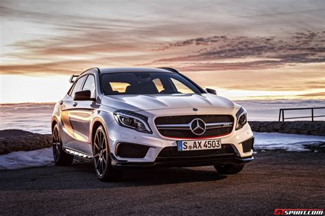 road test  mercedes benz gla  amg edition  review