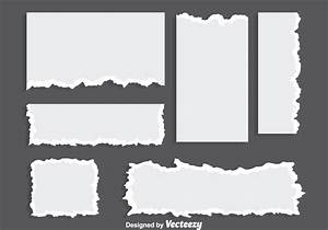 Blank Ripped Paper Vectors - Download Free Vector Art ...
