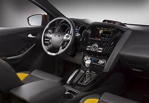 Ford Focus St 2013  El Primer Deportivo Global De Ford