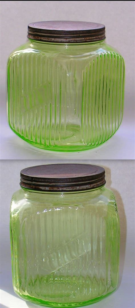 green kitchen storage jars 25 best glass canisters ideas on crate and 4022