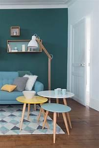 1000 idees sur le theme table gigogne scandinave sur With couleur pastel pour salon 6 un salon vintage le blog deco de maisons du monde