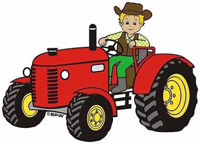 Traktor Roter Traktoren
