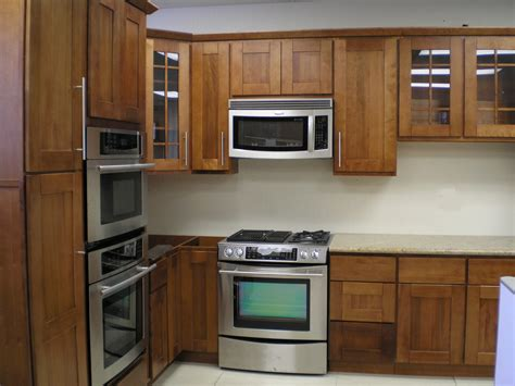 Kitchen Cabinet Images Pictures by Discount All Wood Cherry Kitchen Cabinets