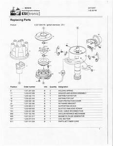 79 911sc Distributor Diagram
