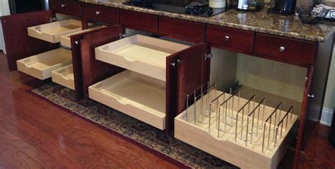 Roll Out Shelves For Kitchen Cabinets by Ezeglide Rollout Shelving Custom Roll Out Drawers Best