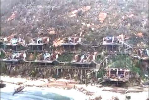 hurricane irma continues north  slams  bahamas