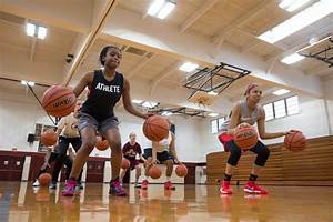 Basketball Drills: Two-Ball Dribbling Drills | PRO TIPS by ...