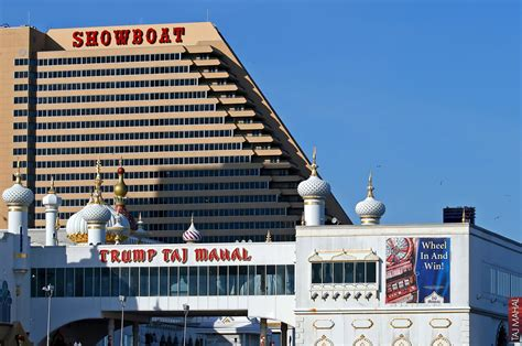 Showboat Hotel Atlantic City by Putting On A Show Resurrected Showboat Experiencing