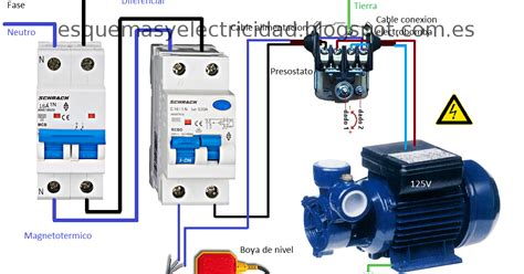 conectar bomba de agua con presostato a contactor foroelectricidad download app co