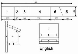 A plans woodwork: Bat house plans bc