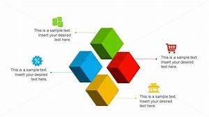 4 Step Block Diagram In Powerpoint