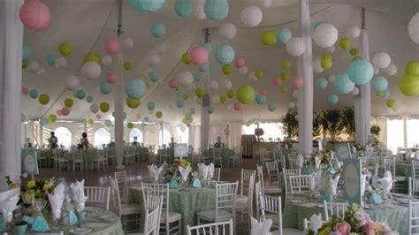follow  trend  pastel coloured lanterns hanging
