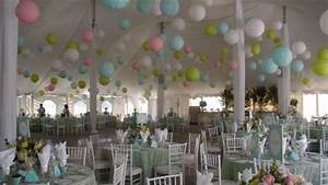Follow the Trend with Pastel Coloured Lanterns Hanging