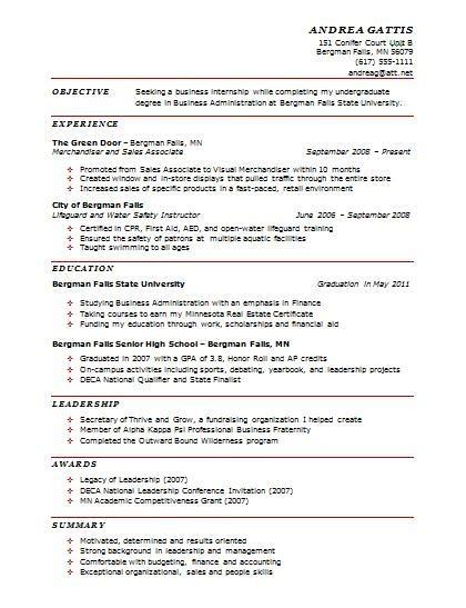 one page resume exles haadyaooverbayresort