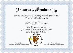 honorary membership certificate created with certificatefuncom With honorary member certificate