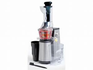 Extracteur De Jus Kitchen Cook : extracteur de jus kitchen cook extrajuicer vente de centrifugeuse et presse agrume conforama ~ Melissatoandfro.com Idées de Décoration