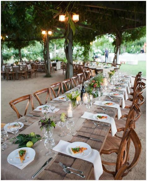 Organic Farm To Table Wedding Campovida Peridot Events