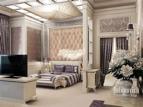 Bedroom in Neoclassical