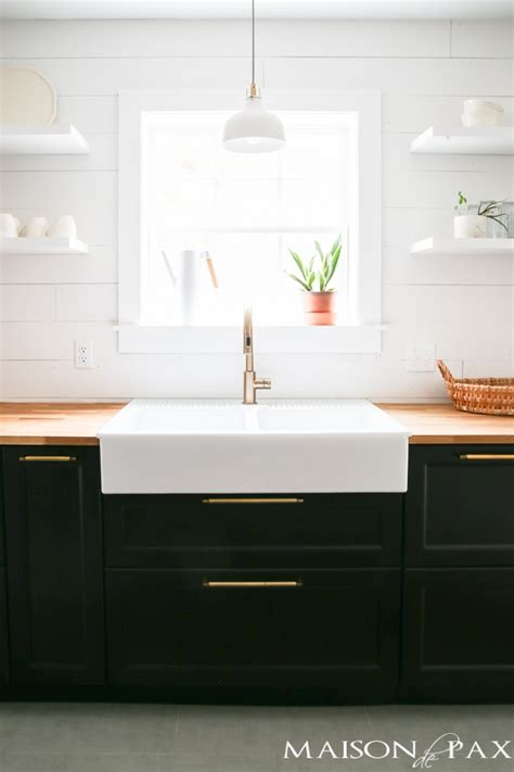 modern farmhouse kitchen maison de pax