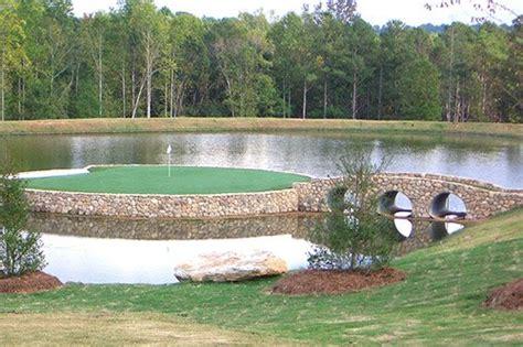 greens backyard golf courses