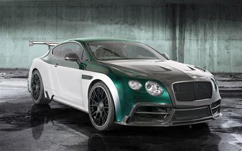 2018 Mansory Bentley Continental Gt Wallpaper Hd Car