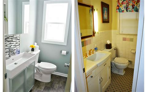 small bathroom makeovers ideas small bathroom makeovers before and after home