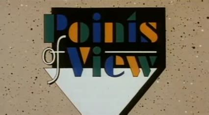points  view tv programme wikipedia