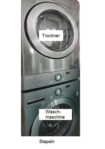 Gestell Für Waschmaschine Und Trockner übereinander by Gestell Waschmaschine Trockner 252 Bereinander