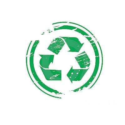 ai rec  recycle logo design