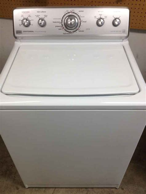 Washer And Dryers Maytag Centennial Washer And Dryer