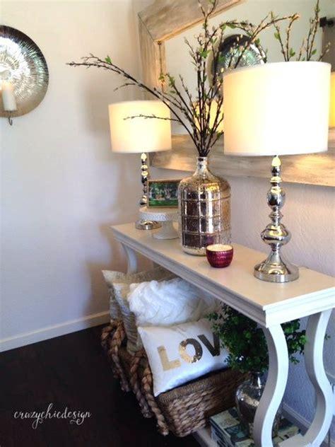 console home decor pinterest decor consoles  lamps