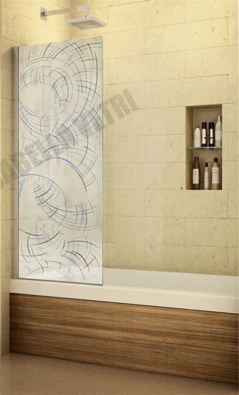 divisorio doccia su vasca da bagno