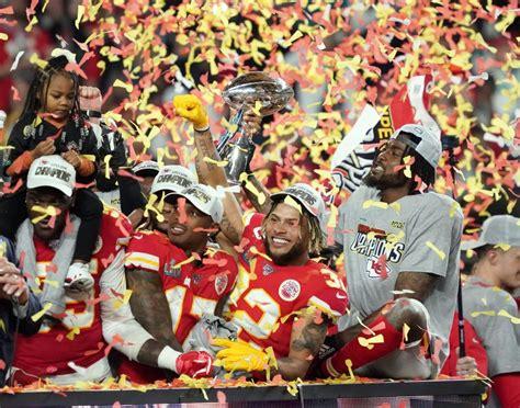 Photos Kansas City Chiefs Are Super Bowl Champions