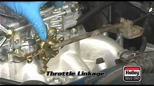 Edelbrock 1406 Linkage Diagram