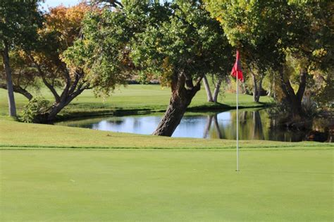 University Of New Mexico Golf Course Welcome