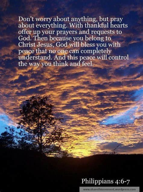christian inspirational quotes  deep sayings worry