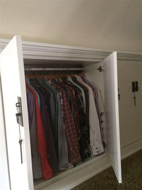 closet ideas for attic bedrooms home design ideas