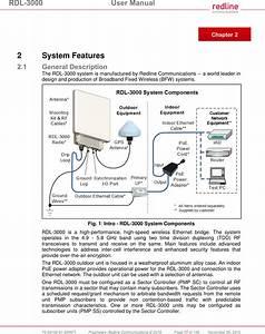 Redline Communications Rdl3000 Advanced Broadband Wireless