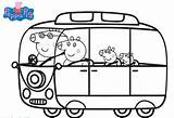 Peppa Pig Coloring Pages Printable Papa Camping Traveling Colouring Scribblefun Sheets Books Sketch Anywhere Wont Unicorn Template Templates Mama Credit sketch template