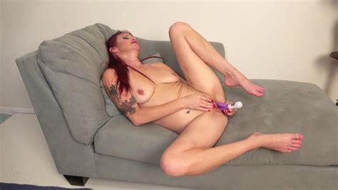 Horny Milf Heather Shoves Dildo All The Way Inside