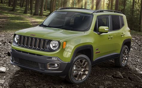 Jeep Renegade 75th Anniversary 2018 Wallpapers And Hd