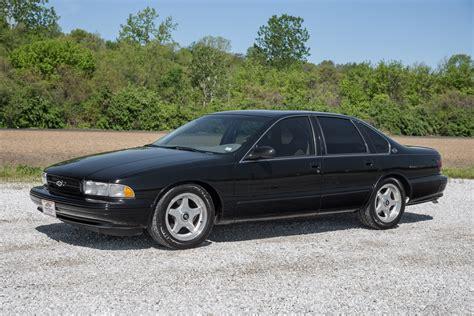 1995 Chevrolet Impala  Fast Lane Classic Cars