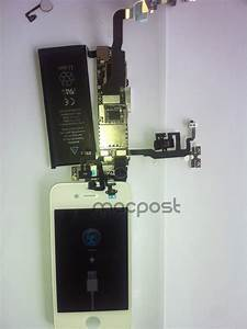 New photo confirms partially assembled iphone 4s mac rumors for New photo of iphone 4s internals appears confirms a5 processor