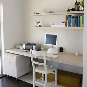 Créer Son Bureau Ikea : rangement bureau 10 conseils pour le rangement de votre ~ Melissatoandfro.com Idées de Décoration