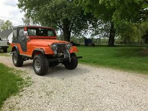 1977 Jeep Cj5 With 304 For Sale