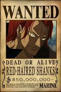 Shanks | King Of The Pirates ☠ | Pinterest | Anime
