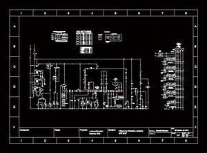 Electrical Diagram Caldero 900 Bhp Dwg Block For Autocad