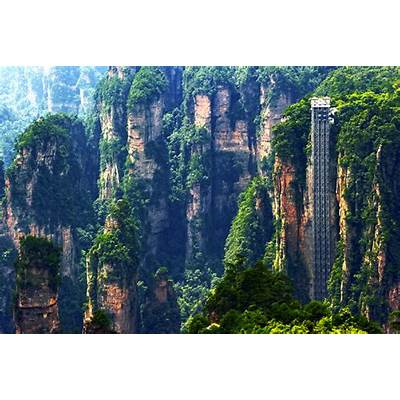 Zhangjiajie National Forest Park: Tours Map & How to Get