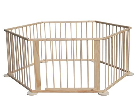 playpen for westwood 6 side baby child wooden foldable playpen play