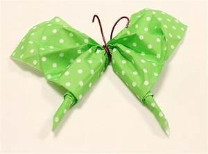 Pliage De Serviette Papillon : tuto pliage de serviette papillon pour l 39 t mesa bella blog ~ Melissatoandfro.com Idées de Décoration